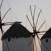 Mykonos Windmills / Ruth Renters
