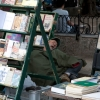Sleeping Bookseller / Martin Renters