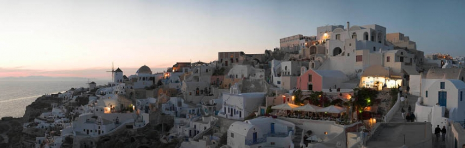 Santorini Sunset / Martin Renters